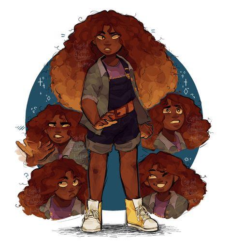 hazel levesque, daughter of pluto Percy Jackson Fandom, Percy Jackson Fan Art, Hazel Levesque, Black Characters, Cute Characters, Oncle Rick, Posca Art, Arte Sketchbook, Black Girl Art