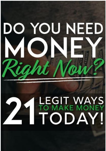 How To Make Money Today Near Me