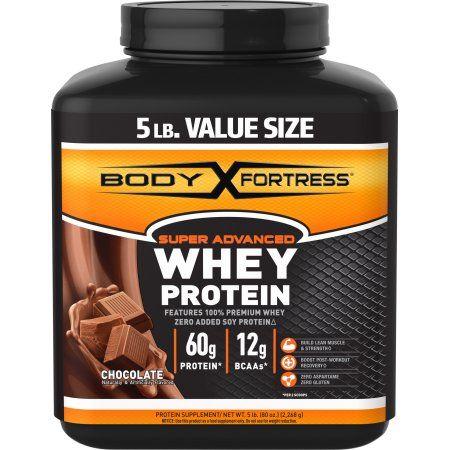Body Fortress Super Advanced Whey Protein Powder Chocolate 60g