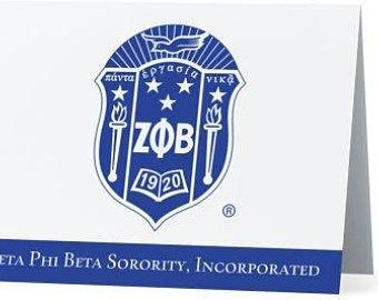 Zeta Phi Beta Sisterhood Since 1920 Sublimation Png Only Etsy Zeta Phi Beta Zeta Get Well Cards