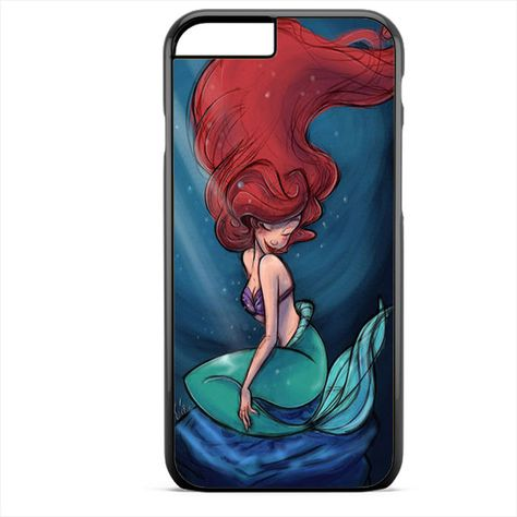 Disney Sweet Ariel The Little Mermaid Tatum 3430 Apple Phonecase