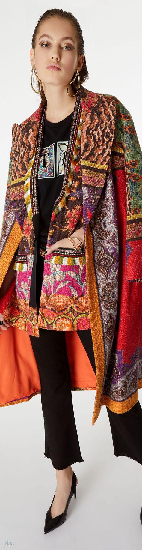 Etro Pre-Fall 2019 #womenswear #prefall2019 #Etro