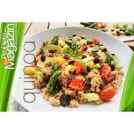 povești despre pierderea în greutate quinoa)