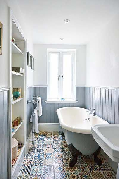Discover How To Turn A Windowless Bathroom Into A Light Filled Space Bathroomrenovation Small Bathroom Bathroom Design Small Windowless Bathroom