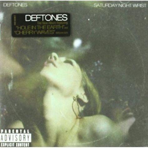 Deftones - Saturday Night Wrist [New CD] Explicit #explicit #wrist #night #saturday #deftones