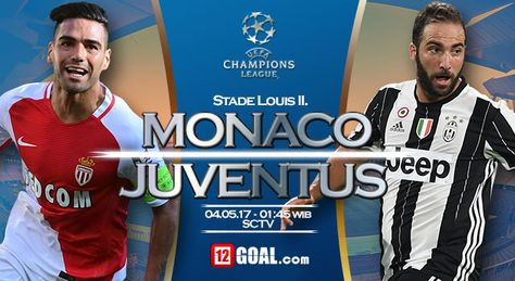 Prediksi Liga Champions Antara As Monaco Vs Juventus Berita Bola