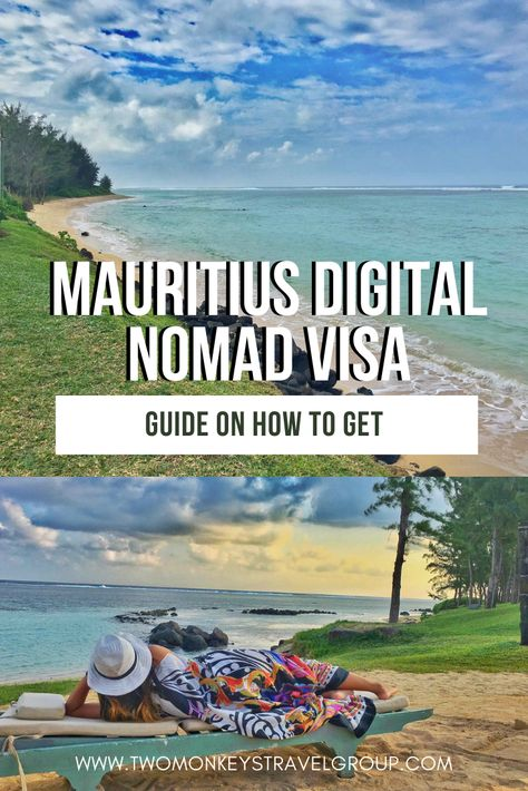 How to Get a Mauritius Digital Nomad Visa