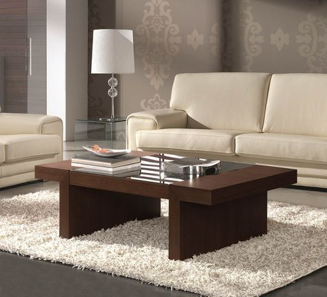 656 Mesa De Centro Lineal Center Table Living Room Sofa Table Design Living Room Coffee Table