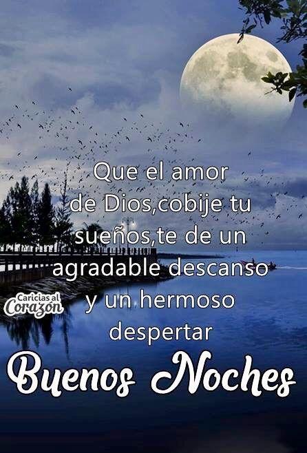 Versos De Amor Para Buenas Noches Buenas Noches Frases Postales
