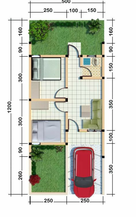 Pin De Dario Penha Em Houses Plantas De Casas Construcao De Casas Casa Germinada