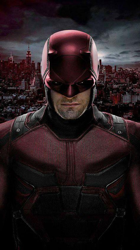 Marvel's Daredevil Phone Wallpaper | Moviemania
