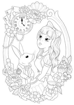 Pin On Free Coloring Pages For Coloring Fans
