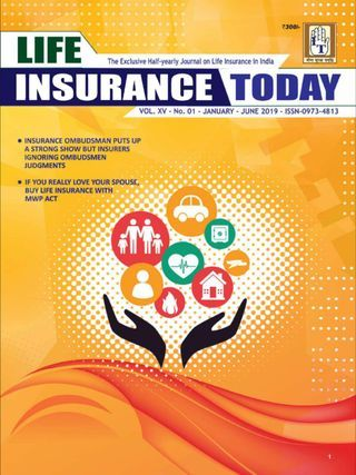 Get Your Digital Subscription Issue Of Life Insurance Today Magazine On Magzter And Enjoy Re Life Insurance Corporation Insurance Marketing Insurance