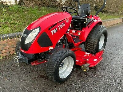 Details About Tym T273 Hst Tractor 2 Or 4wd Mitsubishi Diesel