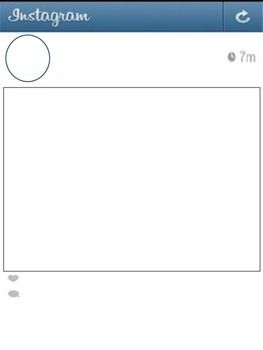 Instagram Templates Pdf Packet Includes Comments Page Instagram Template Instagram Templates