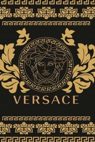 Download Archaic Versace Logo Wallpaper Versace Wallpaper Versace Logo Versace