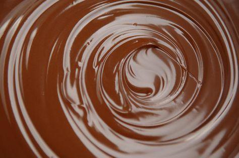 So Gelingt Die Perfekte Schokoglasur Tipp Schokoglasur Schokoglasur Rezept Schokoladenglasur