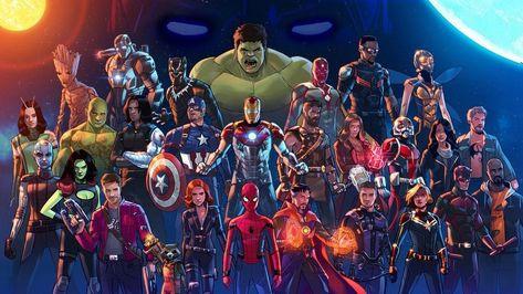 Wallpapers Avengers Infinity War Characters - 2021 Live Wallpaper HD