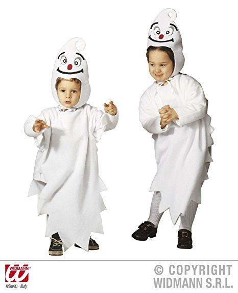 Widmann Süßes Halloween Gespenst Kostüm Für Kinder 3 4