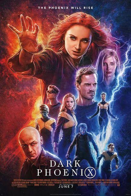 X Men Dark Phoenix 2019 Dual Audio Org Hindi 720p Blu Ray 1gb 480 350mb In 2020 Dark Phoenix X Men Full Movies
