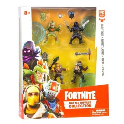 Fortnite batalla Royal Collection Wave 1 Duo Pack