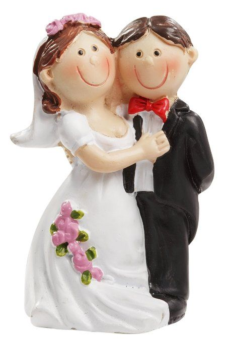 11 Hochzeitsfiguren-Ideen | hochzeit, figur, tortenfiguren