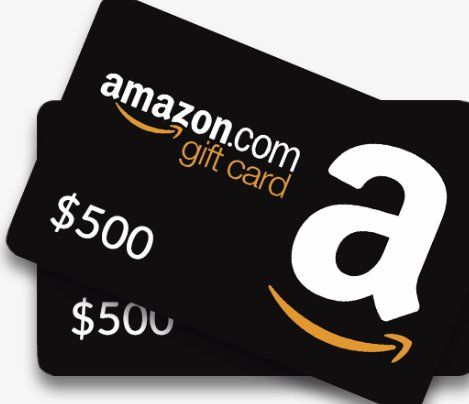 Win A 500 00 Amazon Gift Card The More Members The More Chances To Win Best Gift Cards Amazon Gift Card Free Amazon Gifts