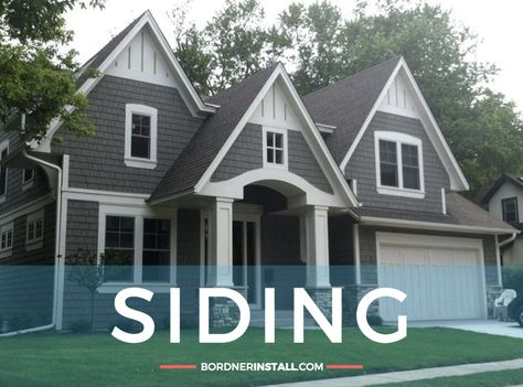 To Truly Protect Your Home From Winter Weather You Need Siding That Can Withstand The Elements Https Ww Winter House House Siding Interior Windows