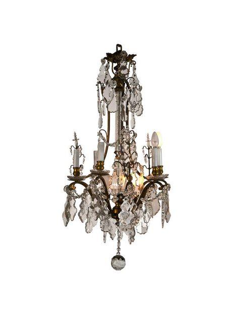 Italian Handn Glass G Bronze Chandelier The Highboy Www Thehighboy Design Pinterest Chandeliers And
