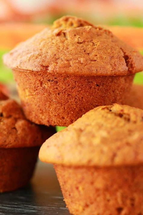 Photo of Vegan Pumpkin Muffins