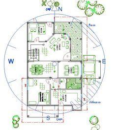 Home Design According Vastu Shastra