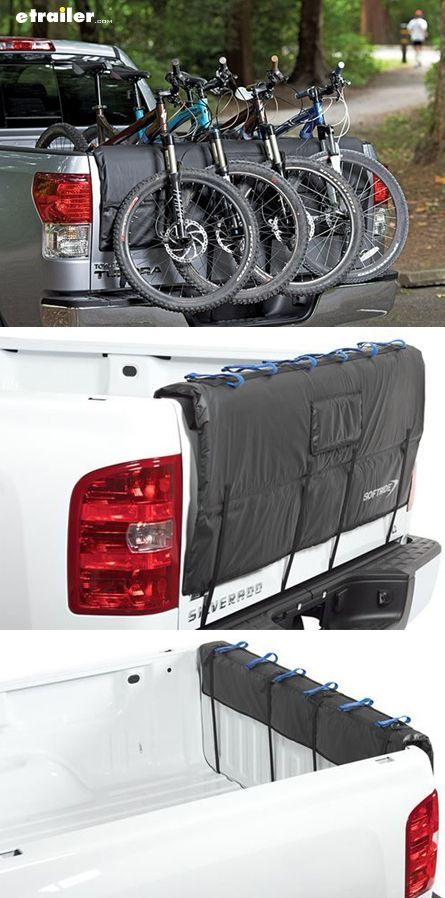 Softride Shuttle Pad Tailgate Bike Carrier For Full Size Pickup