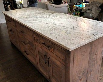 Black Onyx Reclaimed Wood Bar Table Kitchen Island Counter Community Communal Rustic Conference Office Pub High Top Locking Caster Wheels In 2021 Wood Kitchen Island Reclaimed Wood Kitchen Custom Kitchen Island
