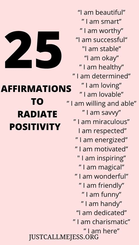 25 Affirmations to radiate positivity and practice self care.    Manifestation | Law of Attraction | Luxury | Glamour | Affirmations | Abundance | Manifest Wealth | Success | Money | Your Dreams | Goals | Intention Setting | Powerful Intentions | Attract Wealth Abundance | Dream Life | Techniques | Magic | Make More | Magnet | Surplus | Overflow | Reinventing Yourself | Discover | Rediscovering | Life Inspo | Habits Of Mind | Myself | Mantras