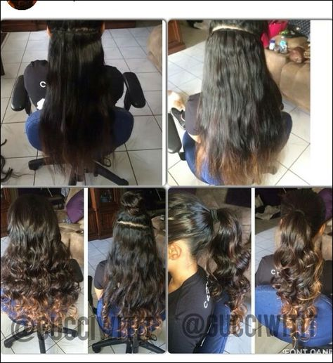 38 Braidless Sew In Extensions Review Sewing Wiki Source