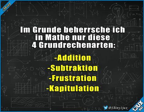 Auch sonst komm ich echt gut klar im Studium. #Studentenleben #Studentlife #Studentenprobleme #Mathe #Humor