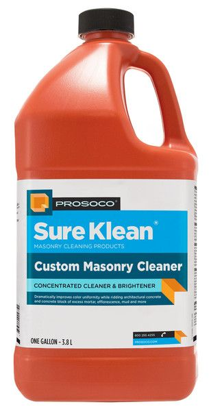 Consolideck Cleaner Degreaser Per 1 Gallon Unit Degreasers Sealant Gallon