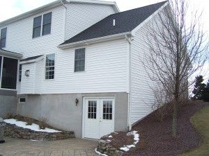 Things To Consider When Looking For That Perfect Walk Out Basement Lot Walkout Basement Patio Stairs Basement Entrance