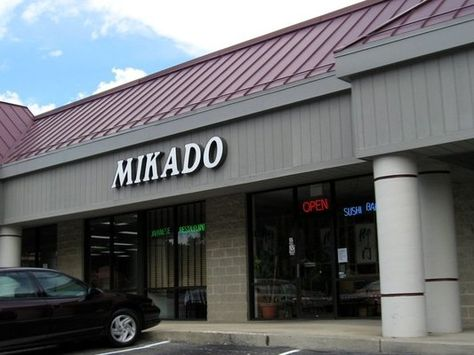Bloomington, Indiana - Mikado has the best sushi!!!