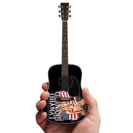 Lynyrd Skynyrd Acoustic Guitar Walmart Com In 2021 Guitar Miniature Guitars Acoustic Guitar