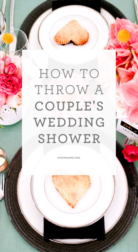 How To Master The Biggest New Trend In Bridal Showers In