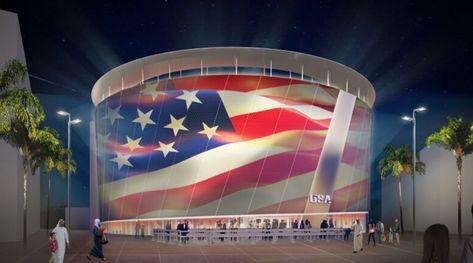 Usa Pavilion For Dubai Expo 2020 To Be Supported By Uae In 2020 World Expo 2020 Dubai City Dubai World