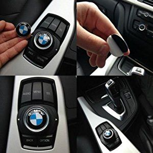 Bmw Multimedia Sound Button Idrive Controller Badge With Images