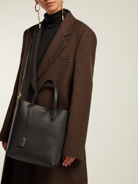 Shopping Toy leather tote | Saint Laurent | MATCHESFASHION.COM