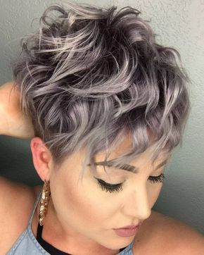 Messy Pixie Haircuts to Refresh Your Face, Women Short Hairstyles 2021