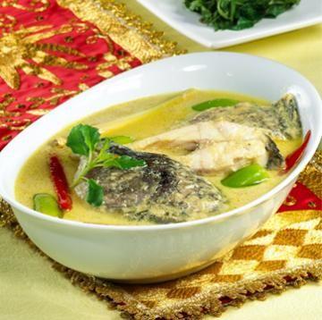Pin Di Hidangan Lebaran Nusantara