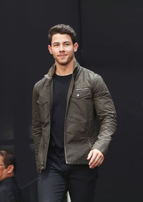 Nick Jonas Just Had a Bachelor Party – Nick Jonas Just Had a – Famous Last Words Nick Jonas, Celebrity Outfits, Celebrity Crush, Celebrity Guys, Celebrity Photos, Cute Celebrities, Celebs, Jonas Brothers, Handsome Boys