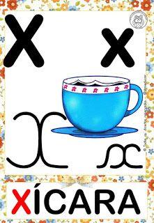 Pin Em Alfabeto Ilustrado Colorido