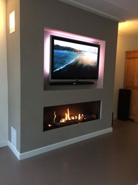 25 Modern Fireplace Ideas for Your Living Room