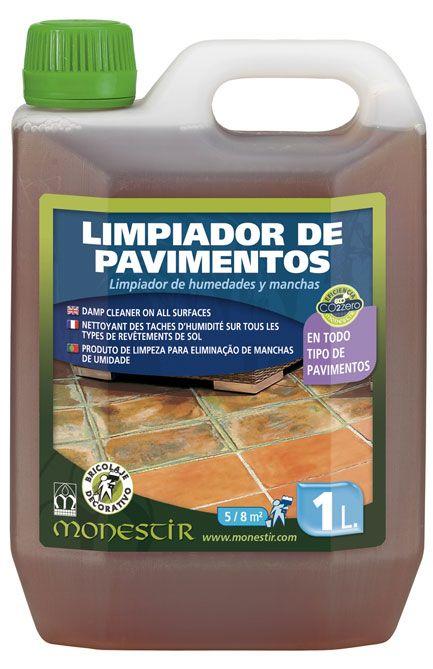 Limpiador De Pavimentos Exteriores Limpiador Pavimento